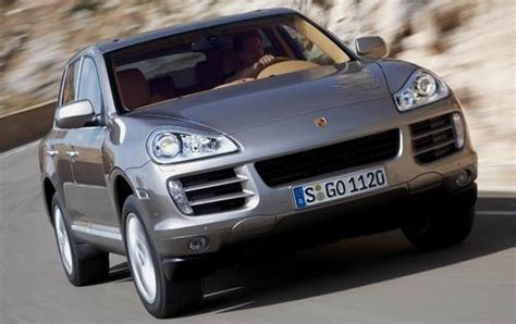 Used 2008 Porsche Cayenne SUV Pricing & Features   Edmunds