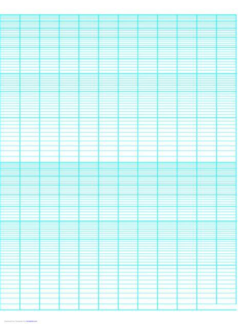 Paper Log - semi log graph paper 12 free templates in pdf word