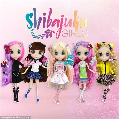 fashion doll japan madeleine invents harajuku inspired shibajuku