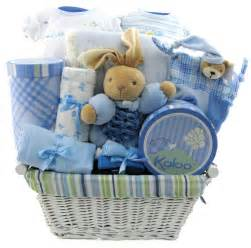 baby baskets baby boy blue kaloo deluxe baby boys gift baskets canada sendluv