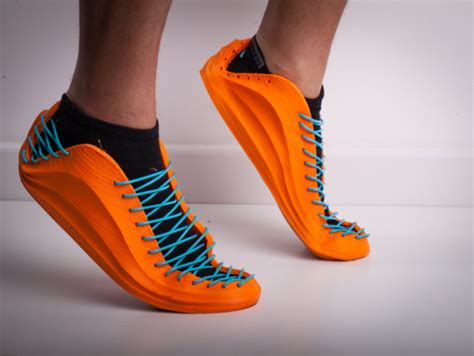 3ders Org 3d Printed Shoes 3ders Org 3d Print A Pair Of Futuristic Sneakers At Home With Filaflex 3d Printer