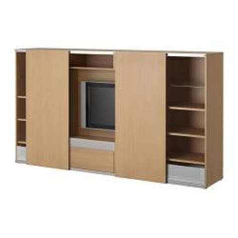 besta sliding door best 197 inreda tv storage combo with sliding doors beech