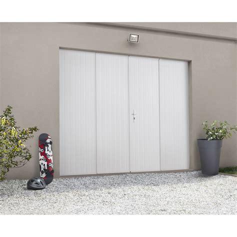 porte de garage sectionnelle avec portillon leroy merlin porte de garage pliante avec portillon manuelle artens