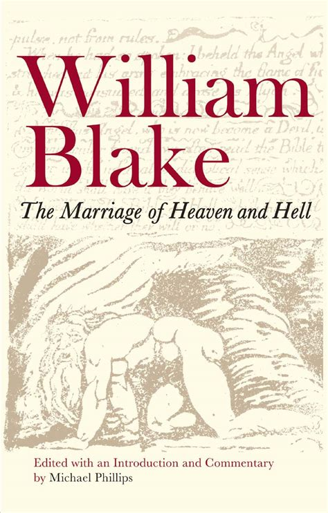 the marriage book the marriage of heaven and hell blake phillips