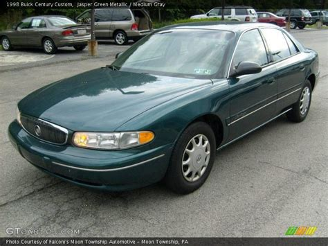 1998 Buick Century by 1998 Buick Century Custom In Jasper Green Metallic Photo