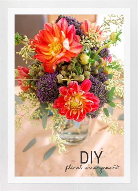 diy flower arrangements floral arrangements diy floral arrangements pinterest