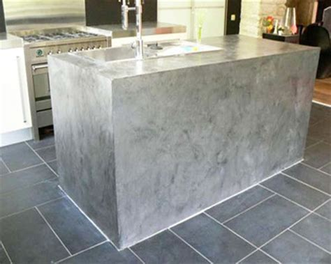 Microscreed flooring and decorative concrete surfaces