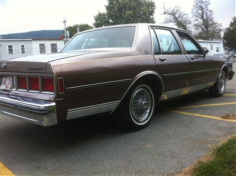 my 1983 caprice classic whatyearismine s 1983 chevrolet caprice classic in beverly hills ca