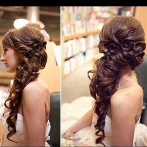 hair styles for the ball 20 inspirations of long ball hairstyles