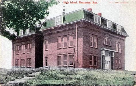 Fisher House penny postcards from kansas