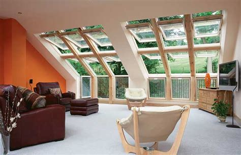 Garage Designs With Living Space Above loft conversions for difficult roof constructions