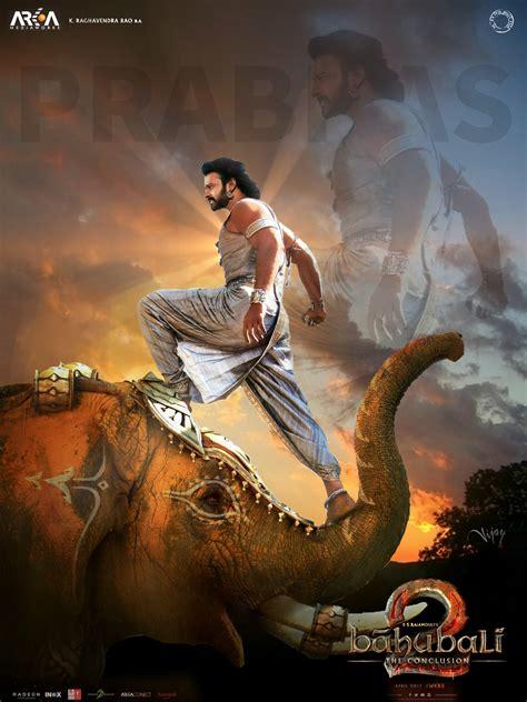 baahubali fan  edit latest poster prabhas actor