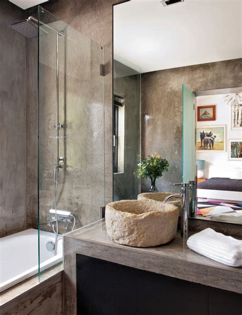 country living bathrooms interiors a new take on country living shower doors