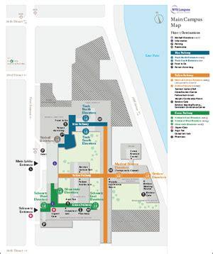 tisch hospital map directions parking division of geriatric medicine