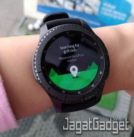 Harga Samsung Gear S3 menjajal samsung gear s3 jagat gadget