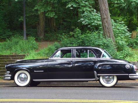 1952 Chrysler Imperial 1952 chrysler imperial sedan