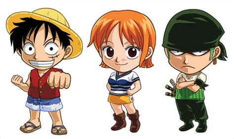 Line Up Characters One Nami one set luffy nami zoro by cosplayscramble on deviantart