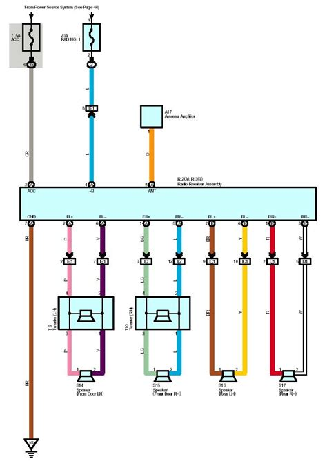 wiring diagram for pioneer avh 200bt wiring wiring