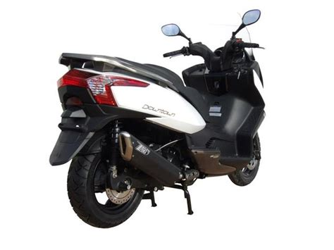 Zard Penta Steel Silencer For Kymco Downtown 300i downtown 300 the motor shop for all bike
