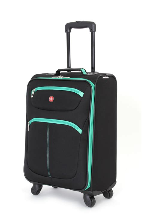 carry on swissgear 6190 20 carry on spinner luggage