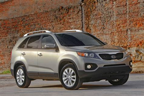 2012 Kia Sorrento 2012 Kia Sorento Review Specs Pictures Price Mpg