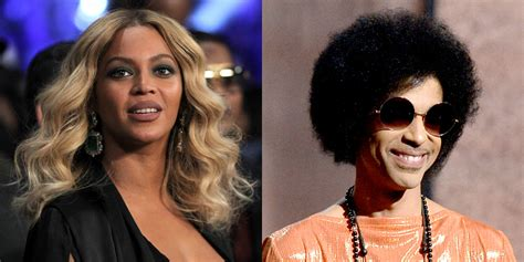 It Pays To Be Related To Beyonce by Beyonce Pays Tribute To Prince During Formation World