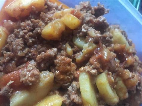 cuisine viande hach馥 viande hach 233 tomate pommes de terre au cookeo blogs de