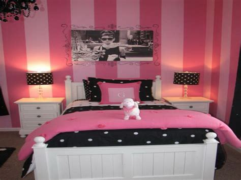cute black and white bedroom ideas cute bedroom design pink and black room decorating ideas