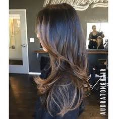 how to cut hair so it stacks long haircuts for women back view google search hair