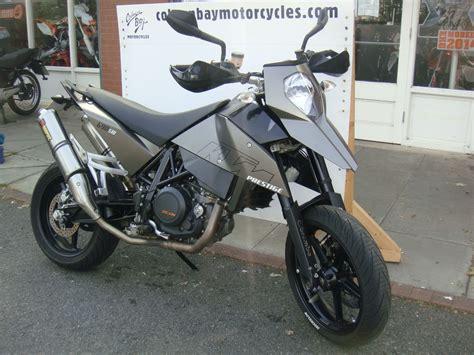 Ktm Duke 690 Akrapovic 2007 Ktm 690 Lc4 Supermoto Sm Duke Akrapovic Motorcycle