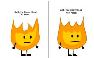 Battle for dream island old and new assets by bfdifan1234 on