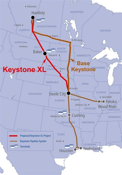 keystone pipeline map keystone pipeline images