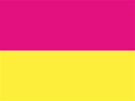 Pink And Yellow | file pink and yellow horizontal png