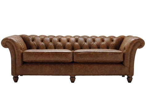 cambridge 3 seater leather sofa lloyd