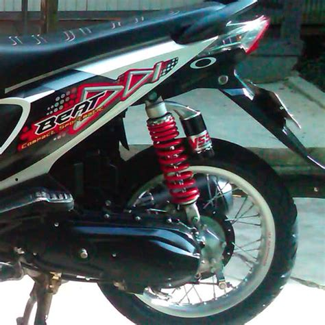 Shock Yss Vario Techno 125 Shock Yss Tabung Atas Vario Techno Vario Cw Spacy 30cm