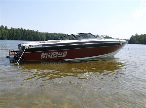 mirage boats mirage intruder boat for sale from usa