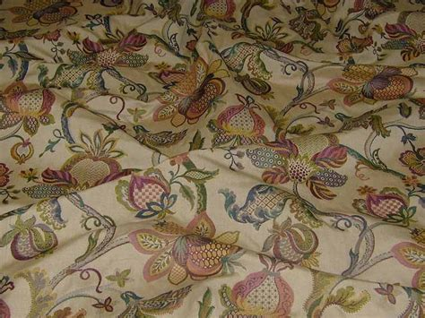 tapestry curtain fabric uk curtain fabric upholstery fabric jacobean tapestry