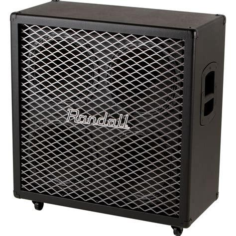 Randall Speaker Cabinets by Randall Rt Series Rt412cx 100w 4x12 Guitar Speaker Cabinet