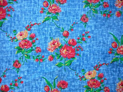 m s curtains fabric lovely bright vintage french floral furnishing curtain