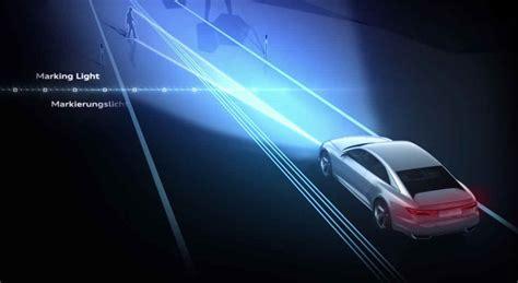 Matrix Light wordlesstech audi matrix oled lights