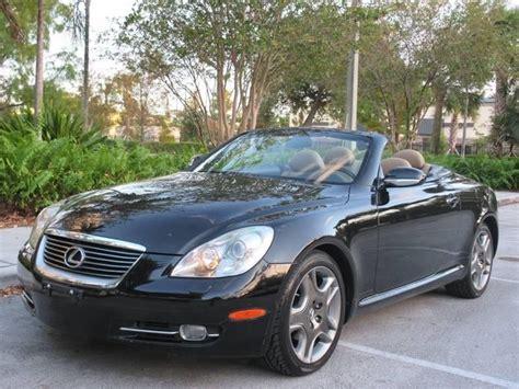lexus sc430 for sale florida lexus sc 430 cars for sale