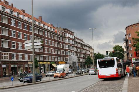 deutsche bank winterhude ehem parkdeck autohaus blick zum stadtpark mapio net