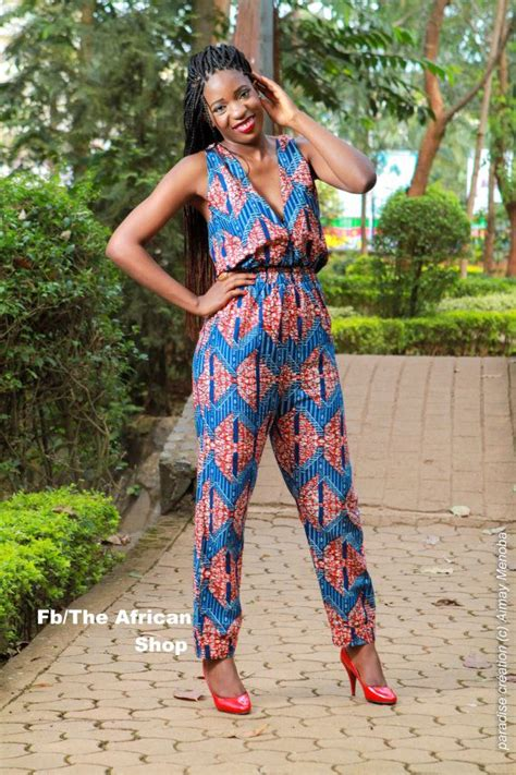 styles of ankara jump suits ankara pants ankara nigerianfashion africanfabric
