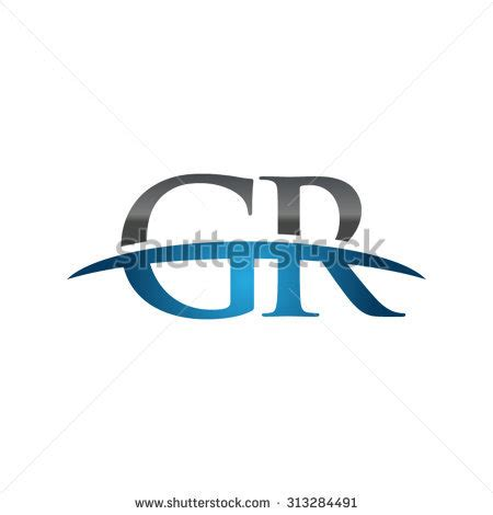 Gr Stock Photos, Royalty-Free Images & Vectors - Shutterstock G R Logo
