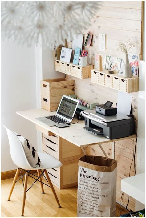 desk design inspiration 10 diy home office desks for your inspiration