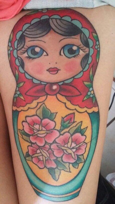 tattoo rusa m 225 s de 25 ideas incre 237 bles sobre tatuaje de mu 241 eca rusa en