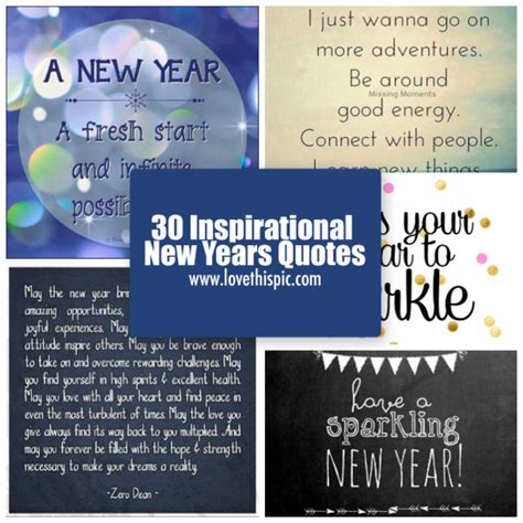 inspirational quotes about the new year 30 inspirational new years quotes