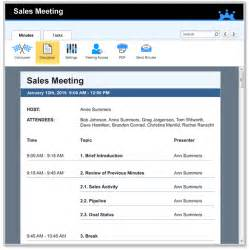Sales Meeting Agenda Template by Sales Meeting Agenda Templates