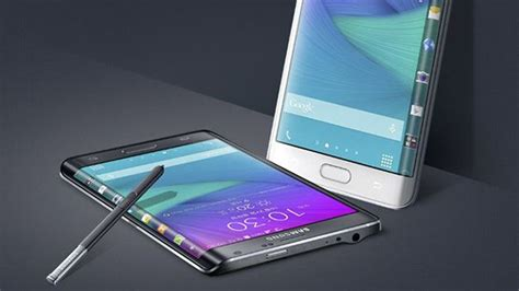 Samsung Galaxy Note 4 And Galaxy Note Edge Unleashed At Ifa 2014 Samsung Galaxy Note 4 Edge Sm N915f Unlocked