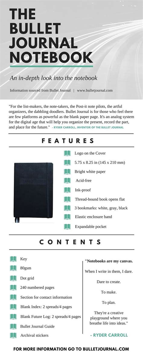 Pdf Bullet Journal Notebook Productive Journaling by 25 Best Ideas About Journal Notebook On